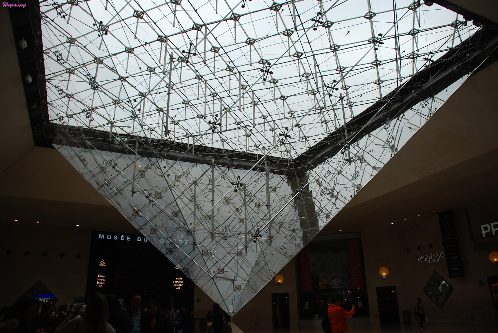羅浮宮The Louvre