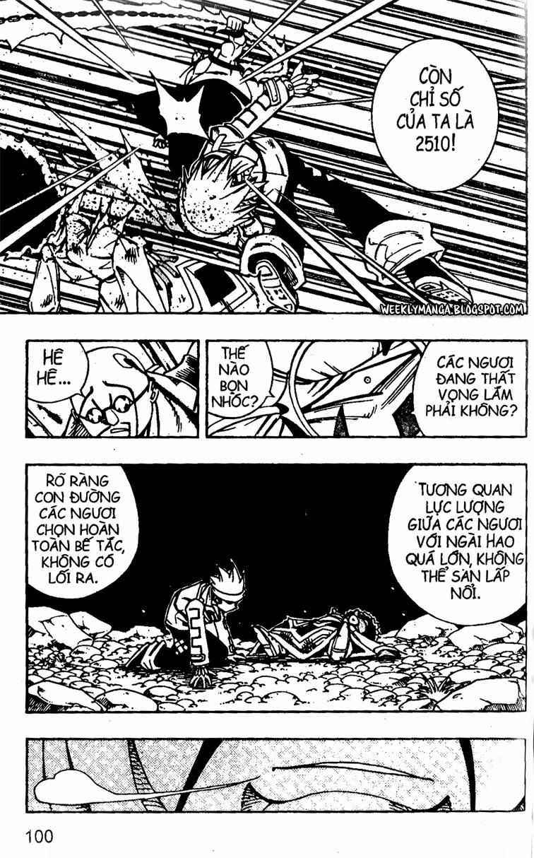 Shaman King [Vua pháp thuật] chap 152 trang 18