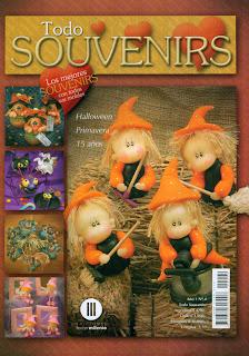 Souvenirs Nro. 4 – Los mejores Souvenirs con todo sus moldes