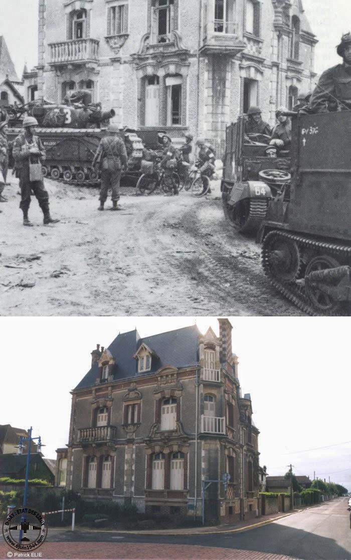 Historia Y Tecnologia Militar Normandia Antes Y Despues