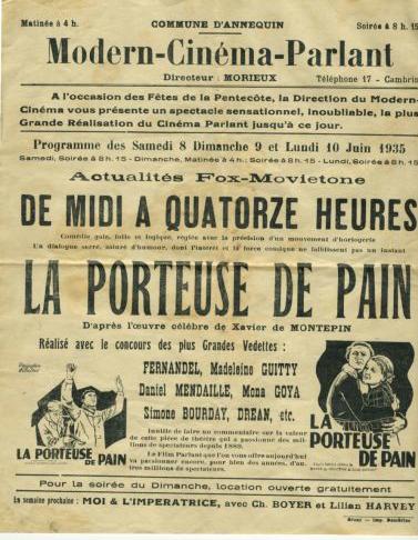 Le Modern de Annequin   Cinémathèque des Hauts-de-France
