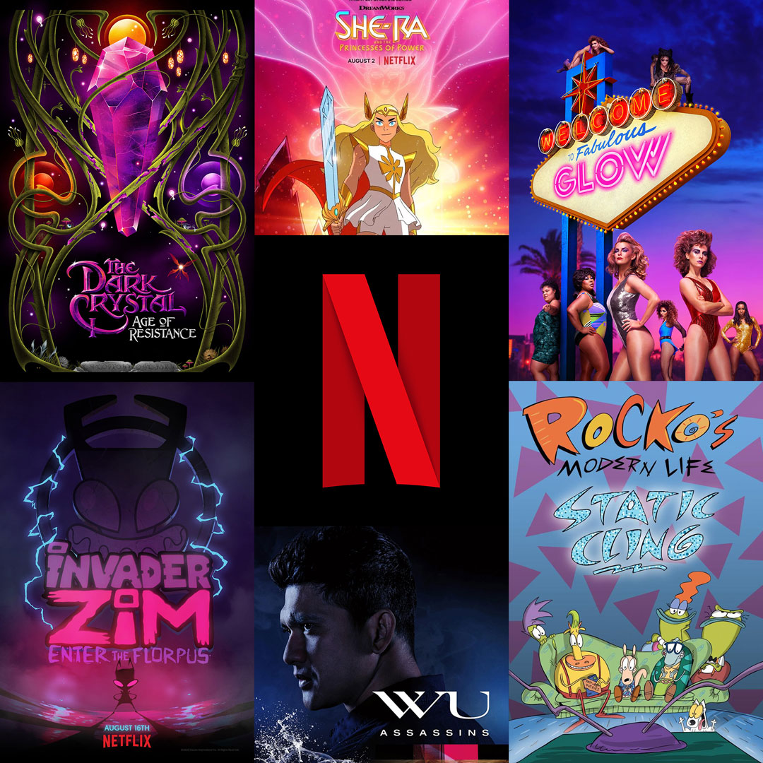 New on Netflix in August 2019