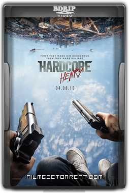 Hardcore Missão Extrema Torrent BDRip Dual Áudio 2016