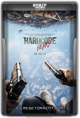 Hardcore Missão Extrema Torrent BDRip Dual Áudio 2016