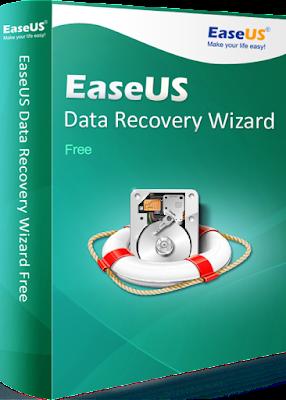 تحميل عملاق استراجاع الملفات Easeus Data Recovery Wizard اخر إصدار