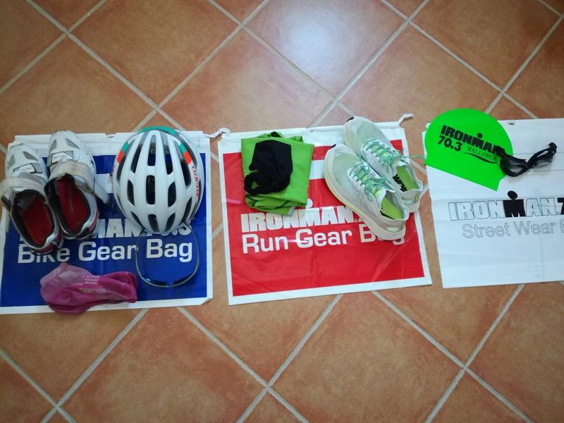 Buste gara Ironman 70.3 Mallorca