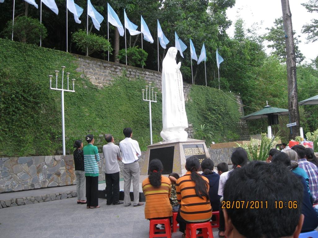 Trung tâm Hành hương Mẹ Tà Pao. 145