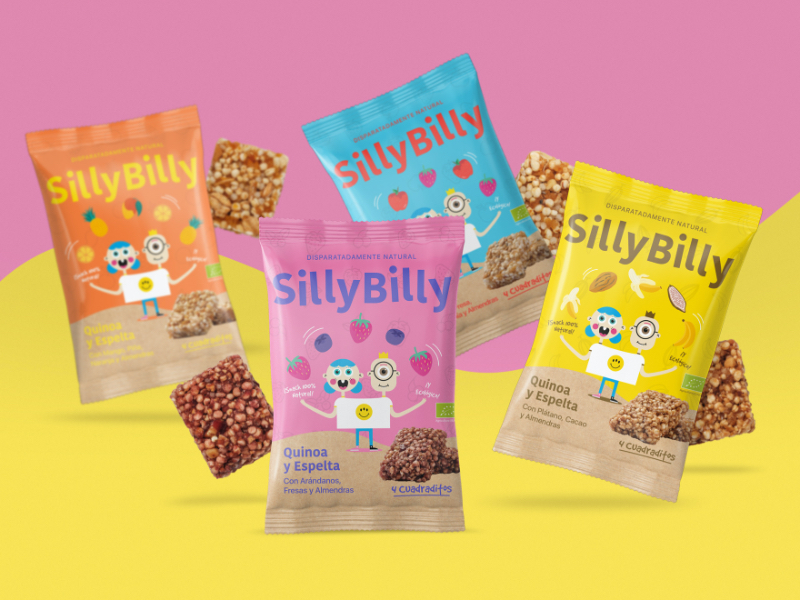 SillyBilly – Snacks