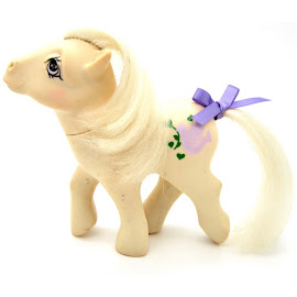 My Little Pony Novia Year Eight Argetinian Holiday Ponies G1 Pony