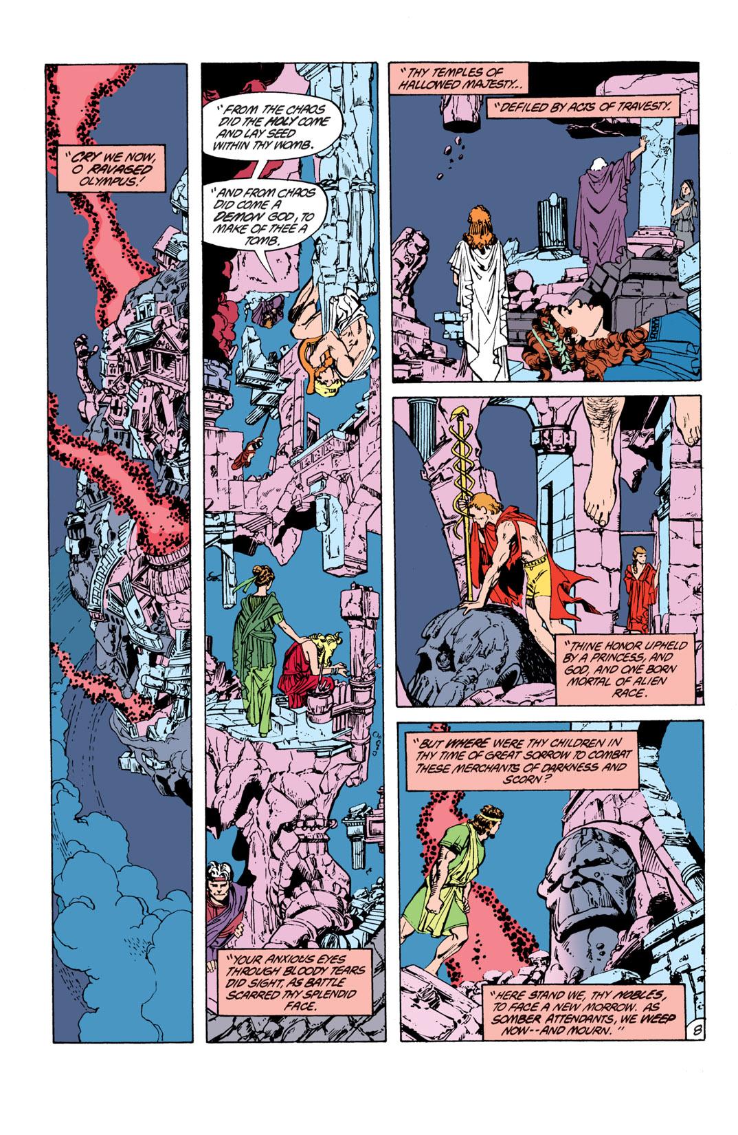 Read online Wonder Woman (1987) comic -  Issue #17 - 9