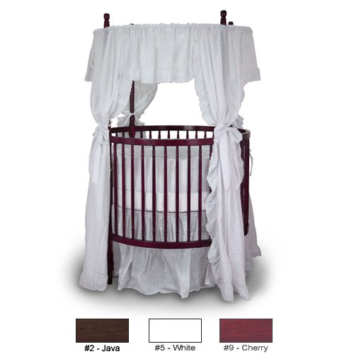 Total Fab: Round Cribs for Babies