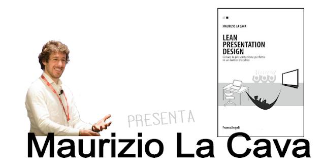 intervista Maurizio La Cava Lean presentation design