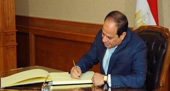 التليفزيون المصري يذيع نبأ عاجل منذ قليل يحمل قرار جمهوري ينتظره الكثير من المصريين