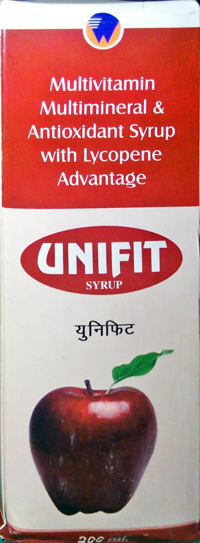 Syrup. Unifit: Ingredients, Indications, Dosages, Side Effects, Contraindications.