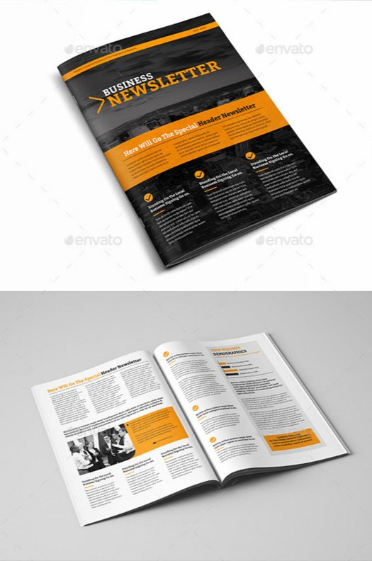50. Multipurpose Newsletter Template_InDesign_V6