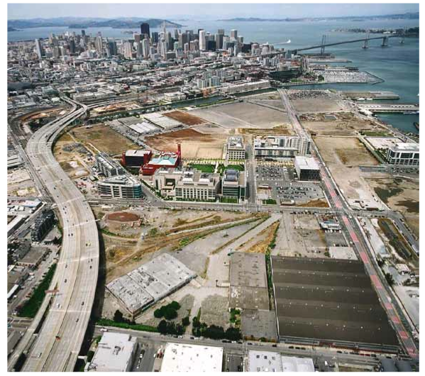 Surprising Office Politics at UCSF Mission Bay (Updated 11
