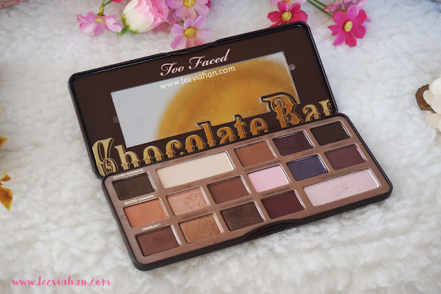 Too Faced Chocolate Bar, Eyeshadow, review, Too Faced, Best Seller