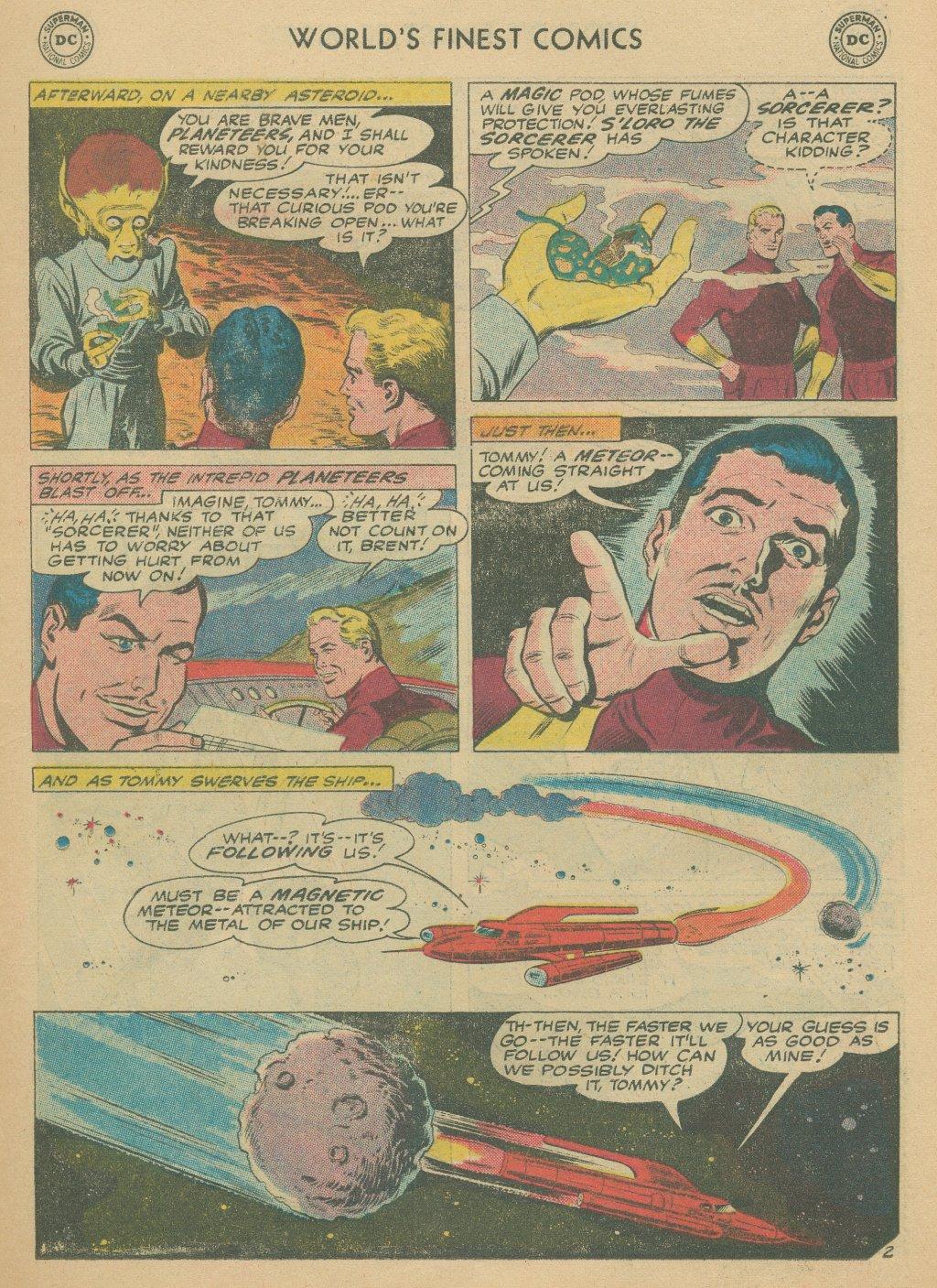 Read online World's Finest Comics comic -  Issue #108 - 19
