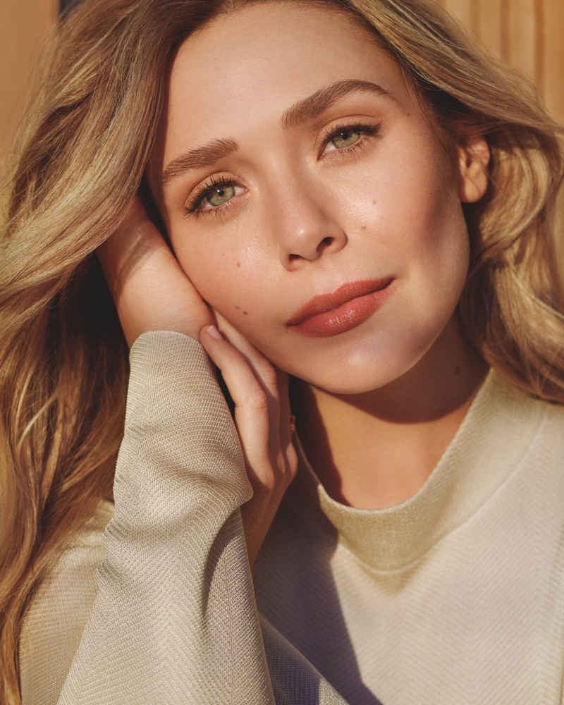Bobbi Brown Cosmetics announces Elizabeth Olsen as new brand ambassador