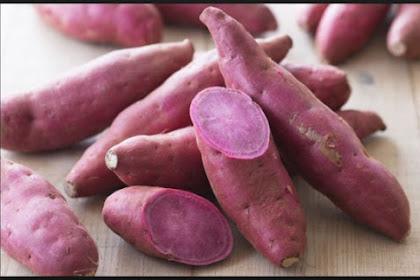 Braquiplan 11 benefits of Sweet Purple Potato to Diet in no time