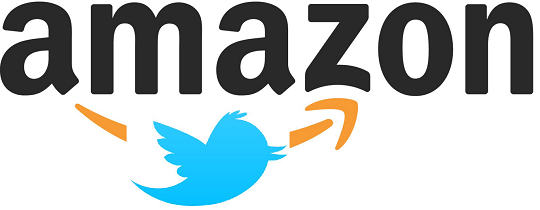#AmazonWhishList d'Amazon depuis Twitter