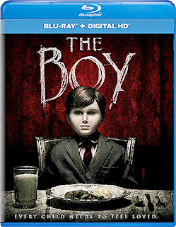 DVD & Blu-ray Release Report, The Boy, Ralph Tribbey