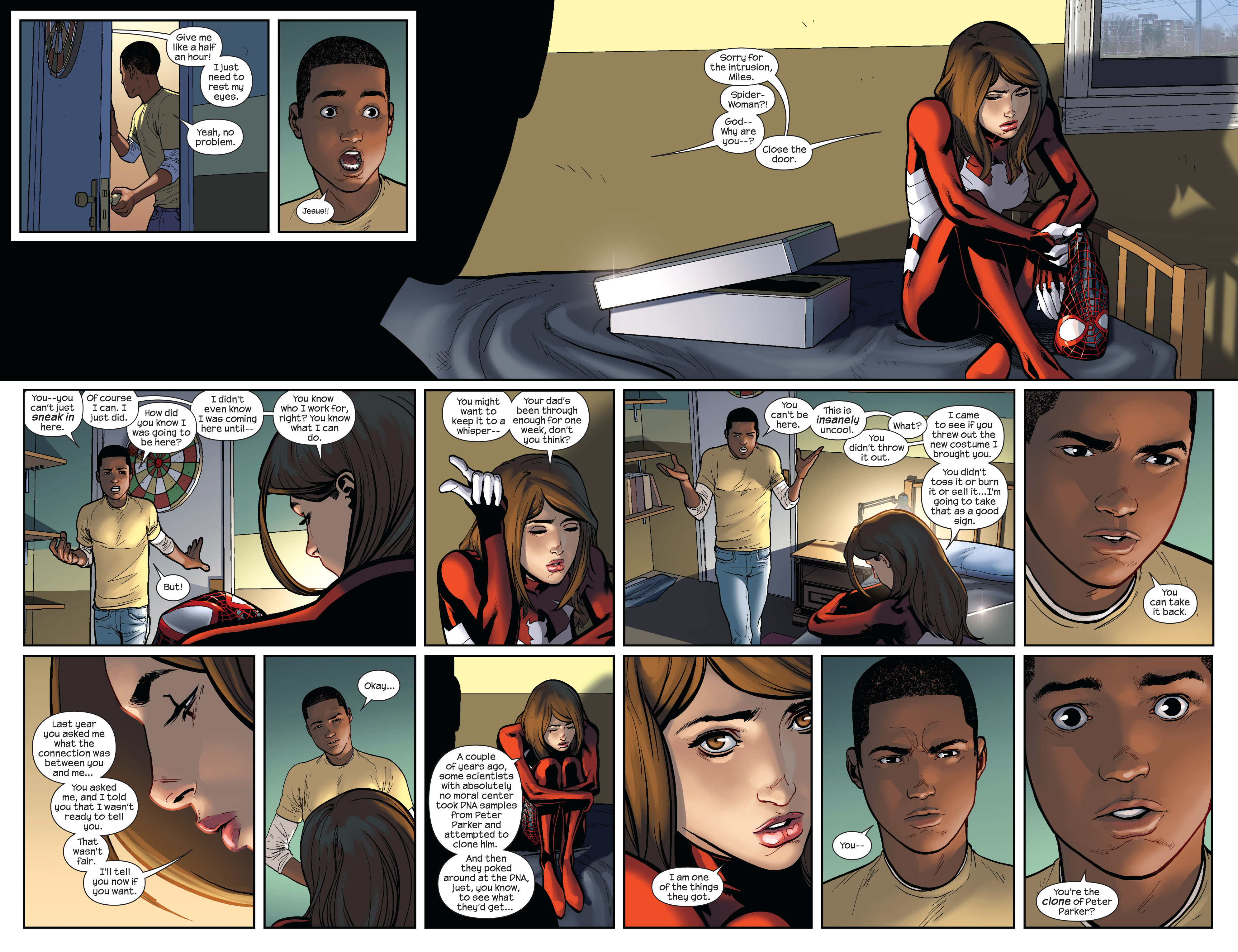 Read online Ultimate Comics Spider-Man (2011) comic -  Issue #25 - 14