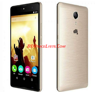 Micromax Canvas Fire 5 Mobile Phone Price & Full Specifications In Bangladesh