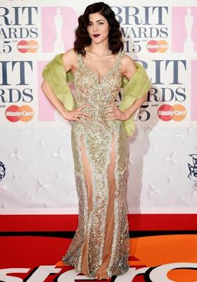 Marina & The Diamonds BRIT Awards 2015