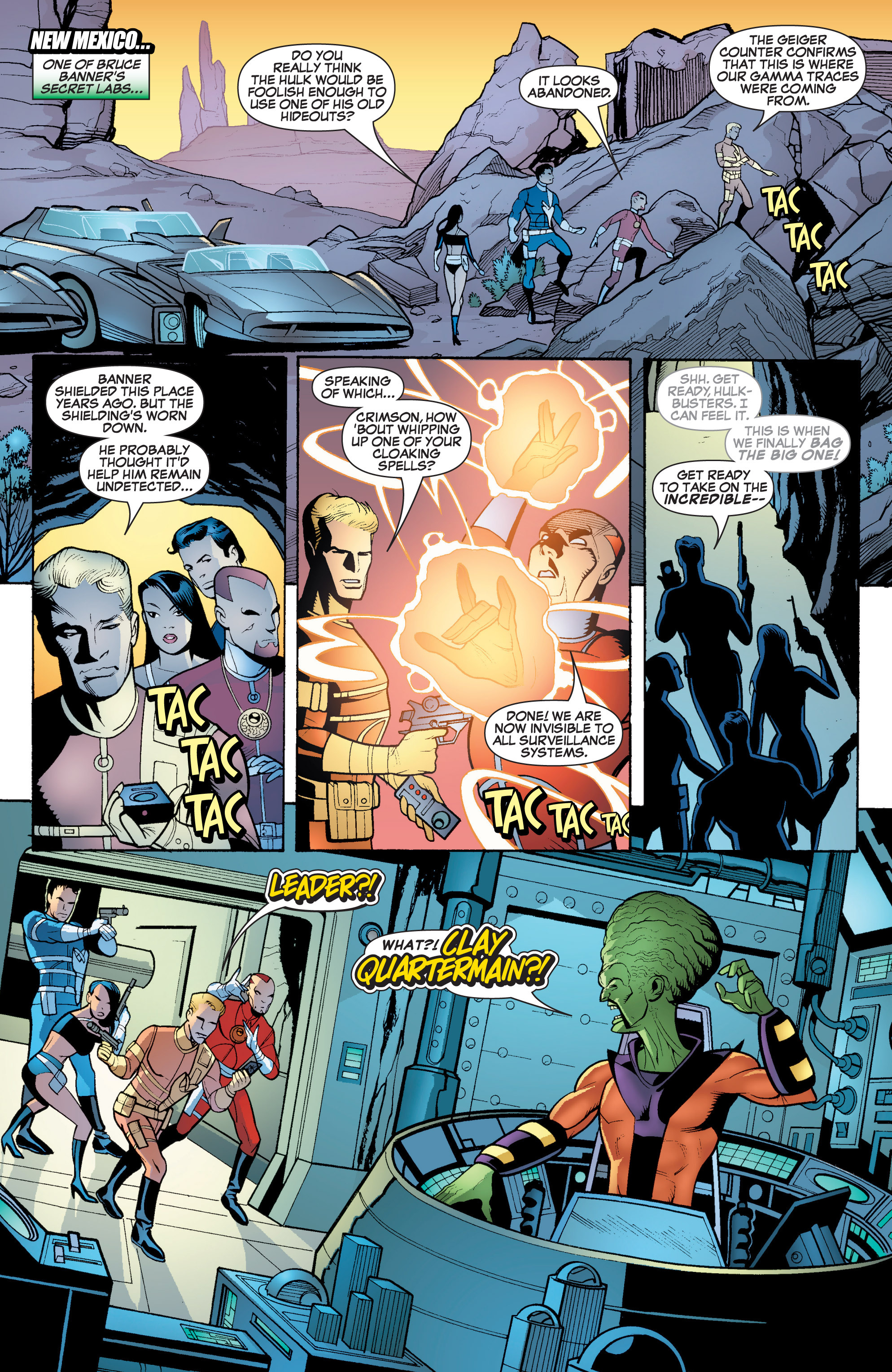 Read online She-Hulk (2005) comic -  Issue #18 - 9