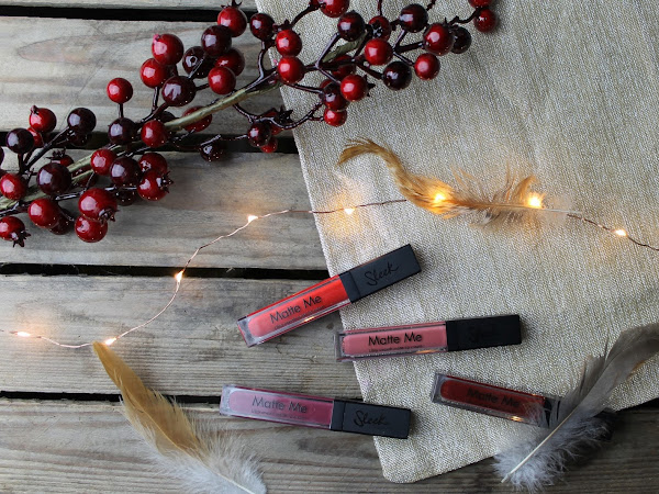 Sleek Matte Me Lip Creams (Say The Magic Word Set)