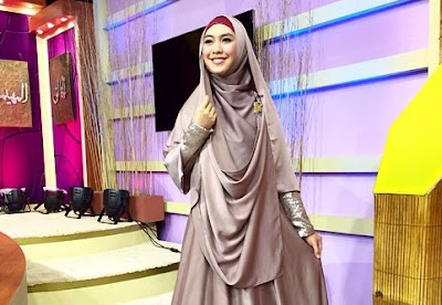 Model Gamis Muslimah