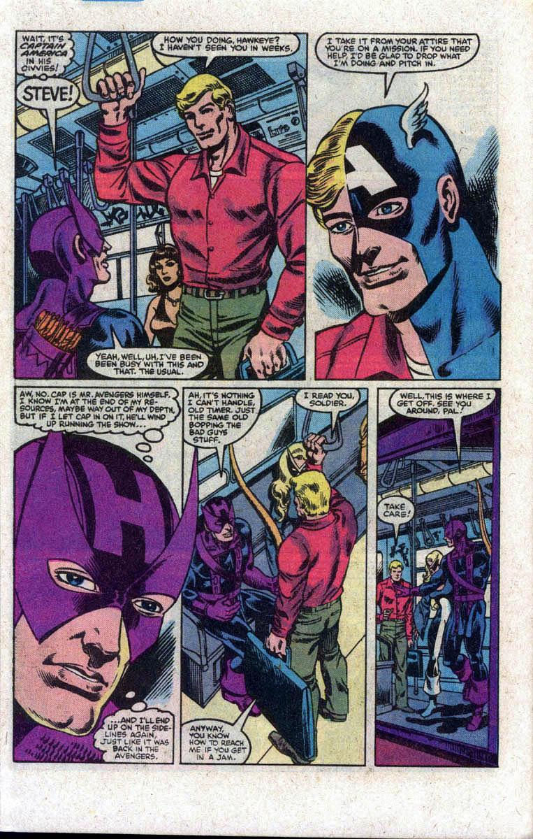 Hawkeye (1983) Issue #3 #3 - English 10