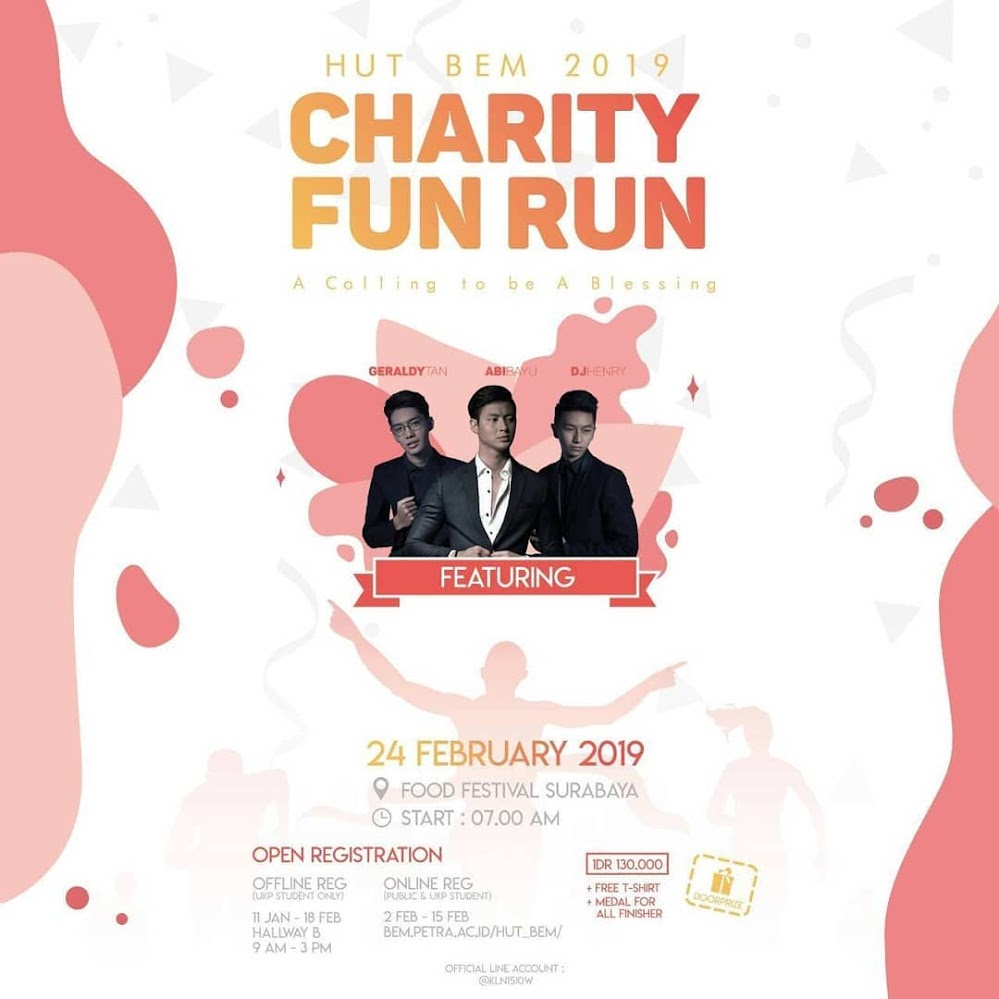 Petra Charity Fun Run • 2019