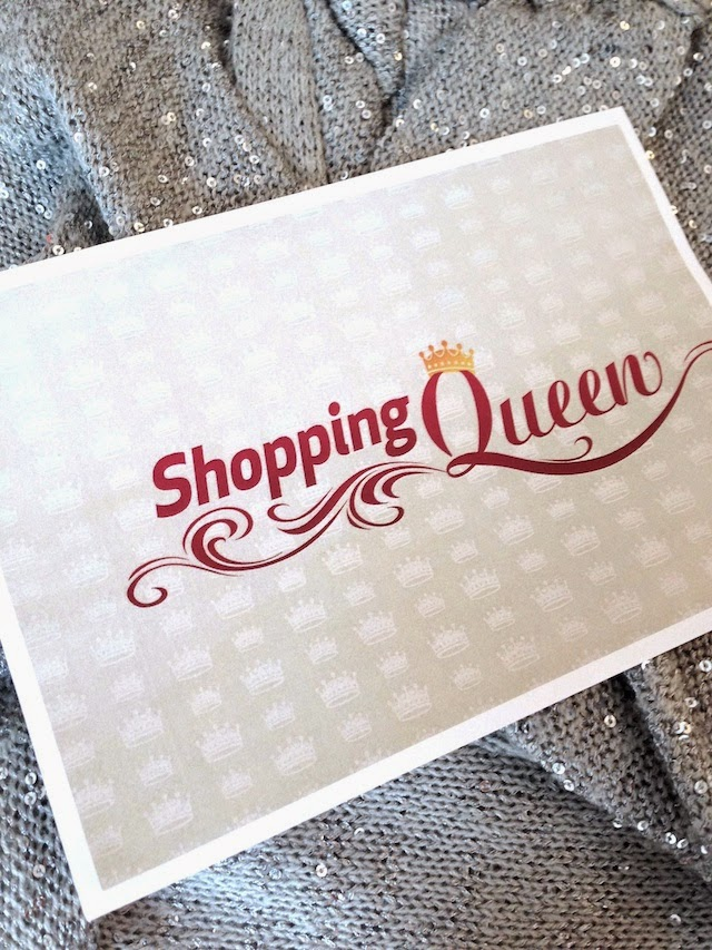Shopping Queen Geldumschlag