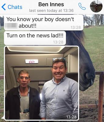"""best selfie ever"" with EgyptAir hijacker"