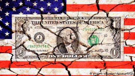 Το χρέος η αμερικανική αχίλλειος πτέρνα;