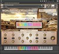 Download World Percussion Creator KONTAKT Library