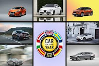Car of the Year 2017: quali sono le auto finaliste