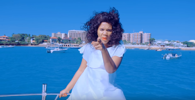 VIDEO | Natasha Lisimo Ft. Bahati Bukuku - Ufunguo (Official Video) || Mp4 Download