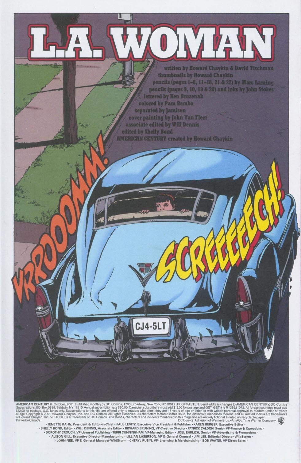 Read online American Century comic -  Issue #6 - 3