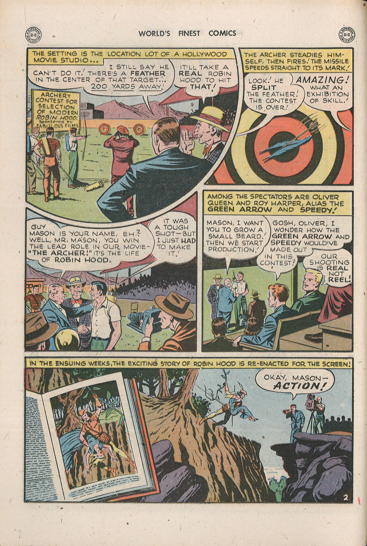 Read online World's Finest Comics comic -  Issue #33 - 18