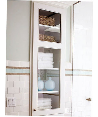 Bathroom towel storage ideas creative 2016 ellecrafts for Bathroom storage ideas b q