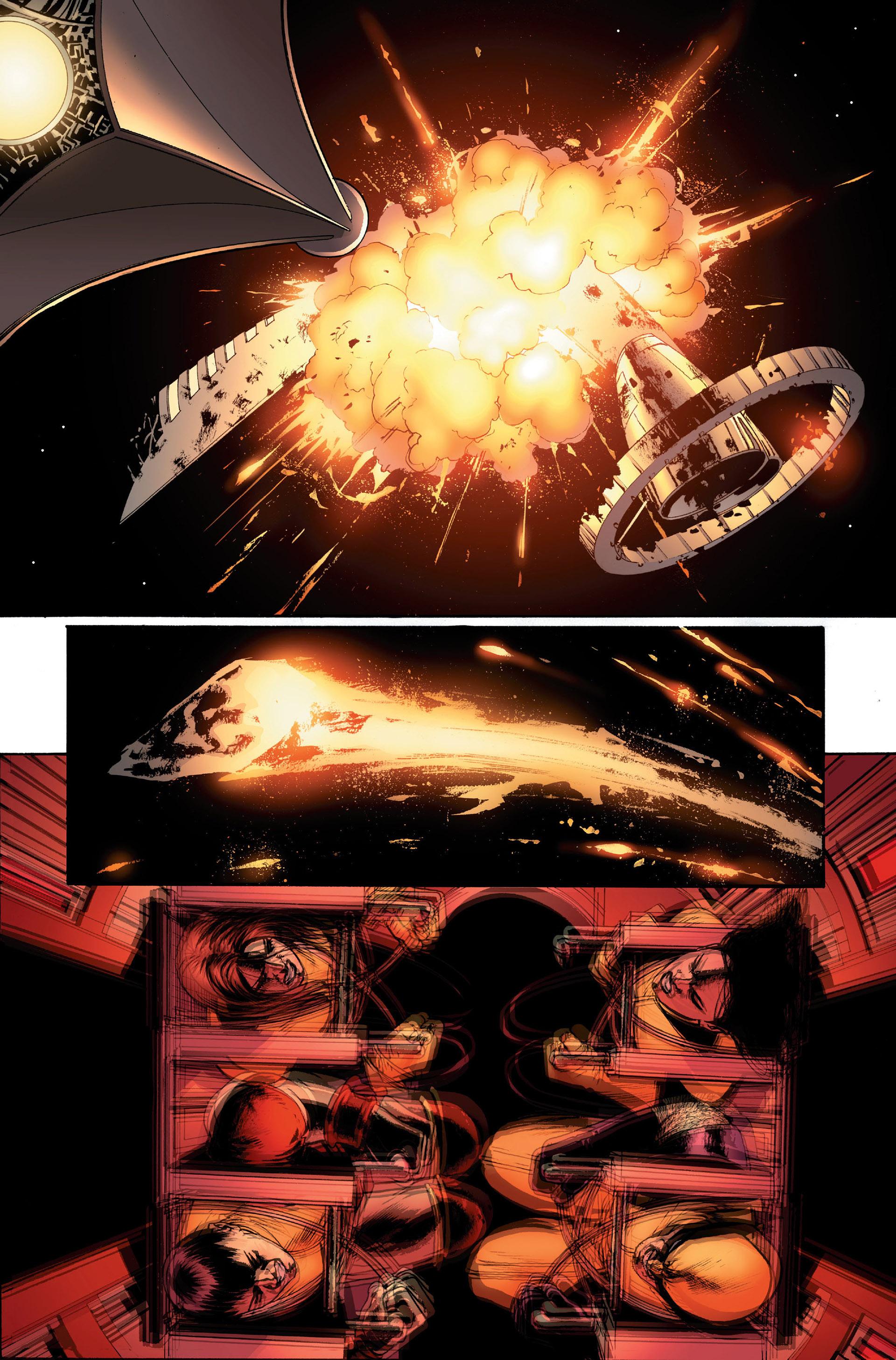 Read online Astonishing X-Men (2004) comic -  Issue #20 - 9