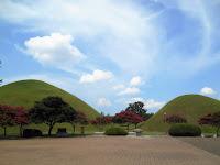 tumuli park gyeongju