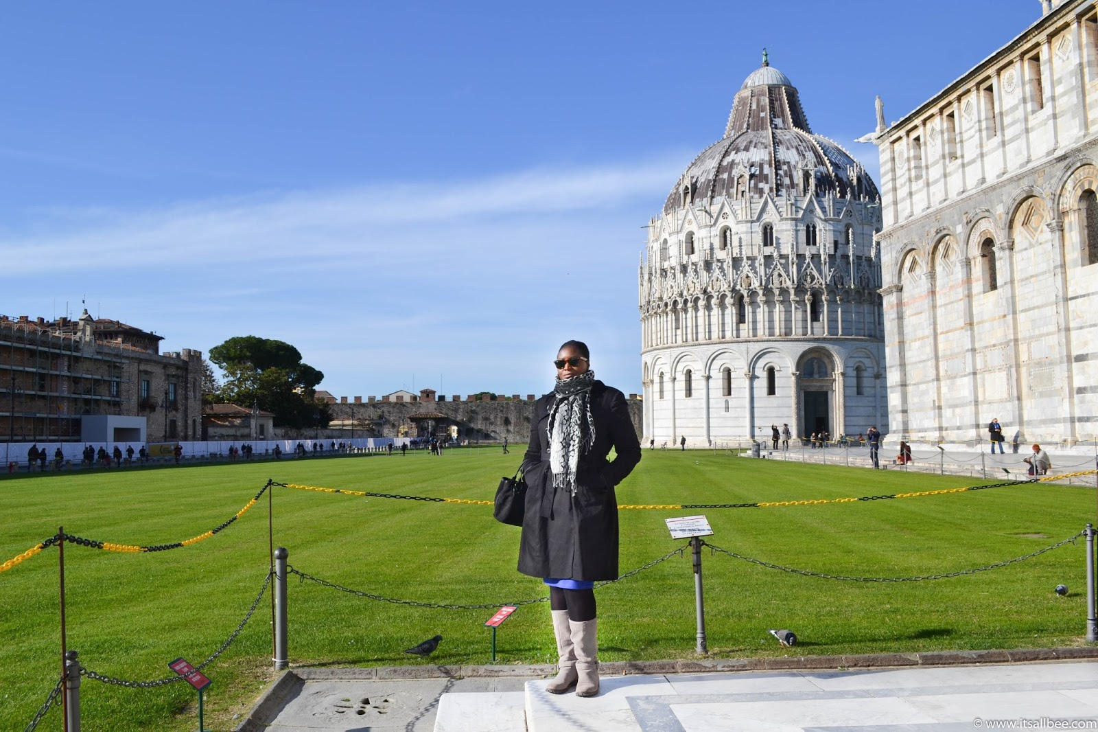 Pisa miracle square - Day trips from Florence