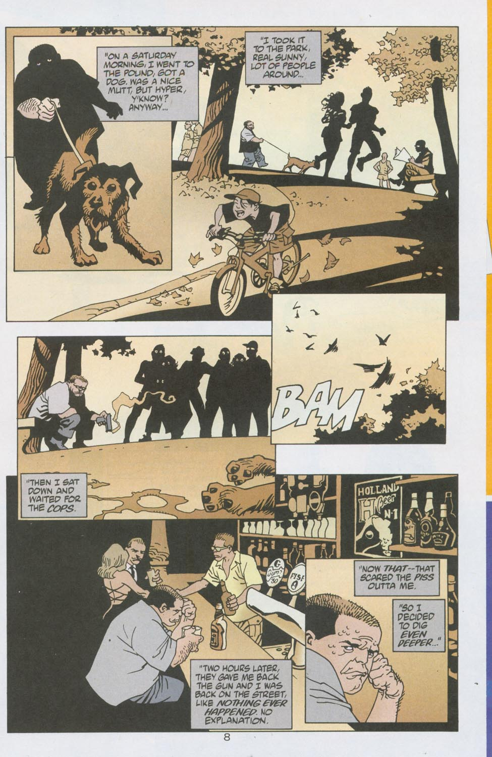Read online 100 Bullets comic -  Issue #13 - 9
