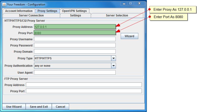 How to setup a vpn server with