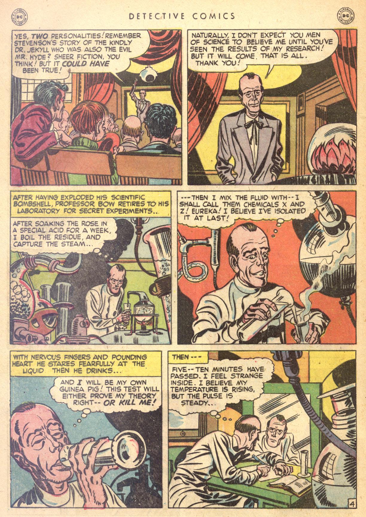 Read online Detective Comics (1937) comic -  Issue #134 - 40