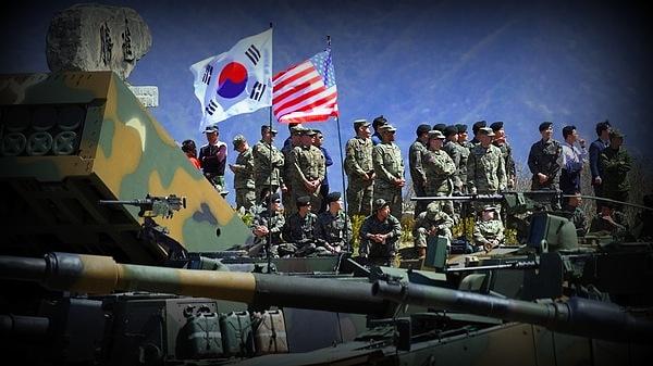 Corea del Sur y EEUU reducen maniobras militares mientras avanza el diálogo con Pyongyang
